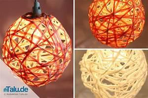 Lampenschirm Basteln Einfach : lampenschirm selber machen und beziehen 2 ideen zum basteln ~ Markanthonyermac.com Haus und Dekorationen