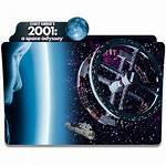 Space Icon Folder 2001 Odyssey 1968 Deviantart