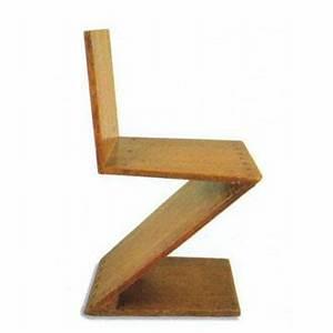 Gerrit T Rietveld Zig Zag Chair