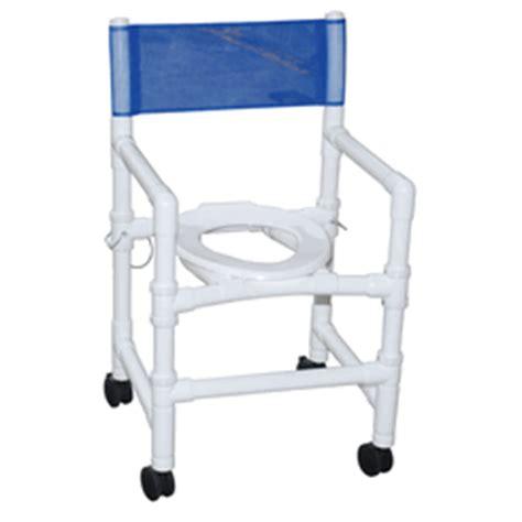 folding pvc shower chair by mjm 18 quot wide 3 quot