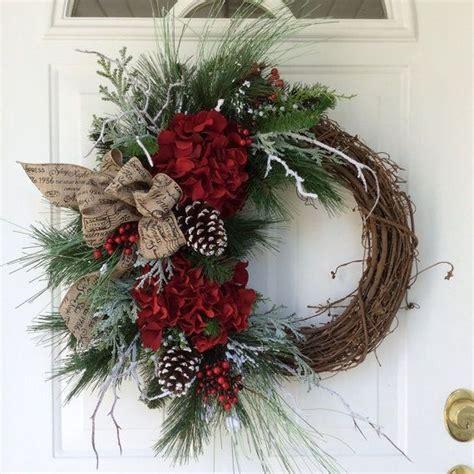 inspiring christmas wreaths ideas   types  decor grapevine wreaths christmas