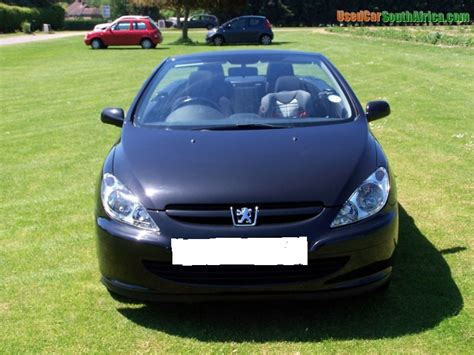 peugeot sa used cars 2005 peugeot 307 used car for sale in freestate south