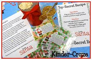 more christmas ideas and a freebie With santa letter with reindeer food