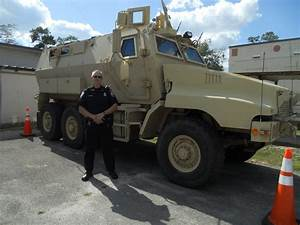 How High Springs Police Snagged A $600,000 MRAP For $2,000 ...