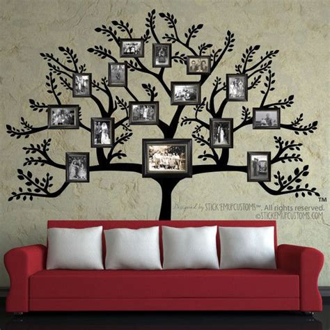 tree wall decor with pictures best 25 family tree wall decor ideas on