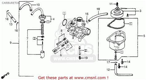 Yamaha Scooter Wiring Diagram Ga by Carburetor Assy Fits Nc50 Express 1982 C Usa Order
