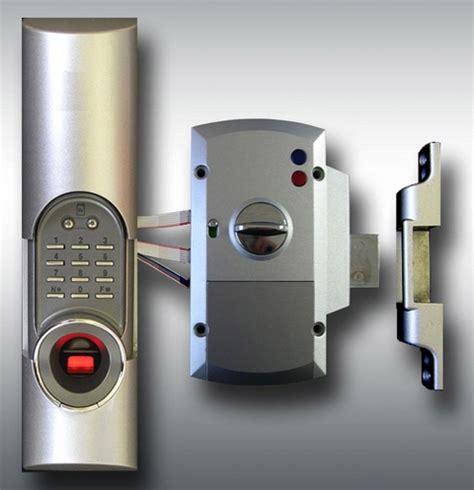 serrures  verrous biometriques helloprofr