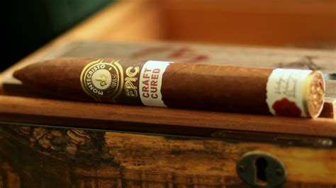 Montecristo Epic Craft Cured Belicoso Review  Fine