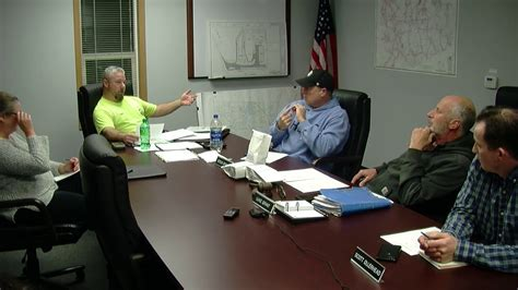 Laurens county water and sewer commission is hiring. Water/Sewer Commission 02/11/2020 - YouTube
