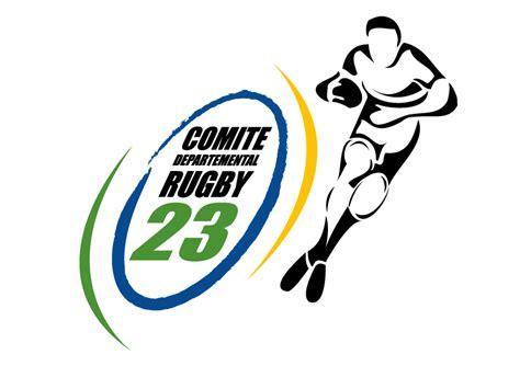 rugby de bureau comité départemental du rugby de la creuse logo cd23