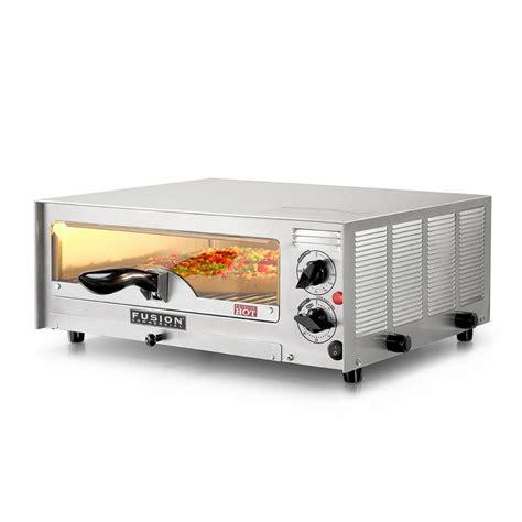 countertop pizza oven tomlinson 1024213 countertop pizza oven single deck 120v