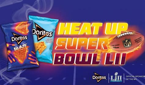 frito lay heat  super bowl sweepstakes win