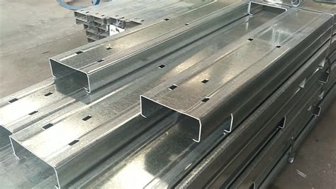 factory directly availability c steel purlin c steel