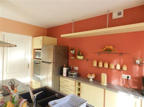 deco peinture cuisine decoration maison peinture cuisine
