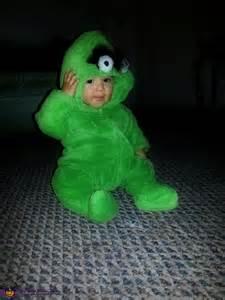 Sesame Street Oscar the Grouch Costume