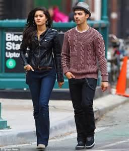 Joe Jonas Seen With Brazilian Model Girlfriend Jessica
