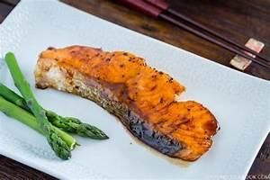 Teriyaki Salmon 鮭の照り焼き • Just One Cookbook