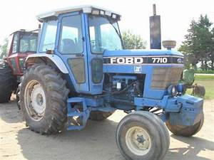 Ford 7710 Tractor Parts