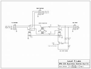 Building My Own Aux Circuit Car Stereo Feedback Under