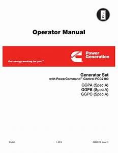 Cummins Pcc2100 Wiring Diagram Operator