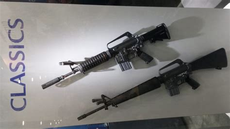 Colt Introduces New Reproduction Vietnam-Era AR-15s at NRA ...