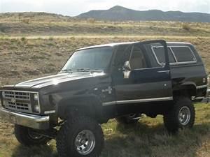 1986 Chevy Blazer K5