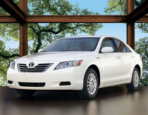 Toyota Camry Hybrid Image by Image 2007 Toyota Camry Hybrid 50th Anniversary Edition