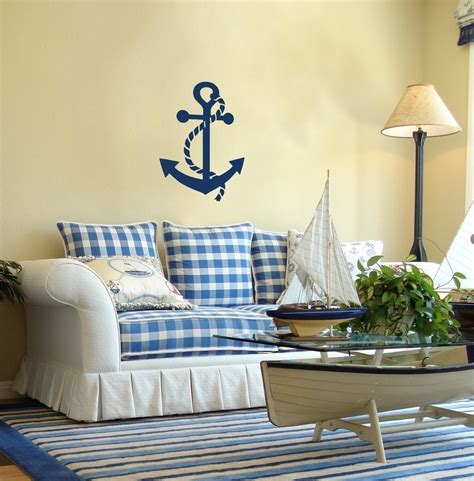 Nautical Decor by Key Elements Of Nautical Style