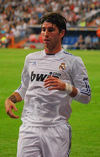 Sergio Ramos - Wikipedia, la enciclopedia libre