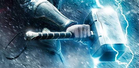 thor 2 the new mjolnir