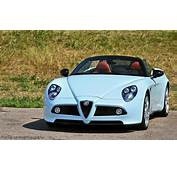 Alfa Romeo 8C Competizione Spyder  Cool Autos