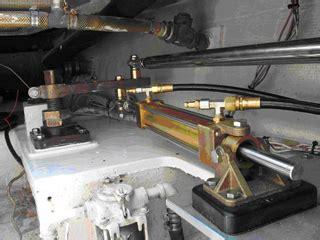 Marine Hydraulic Steering Bleeding by Marine Hydraulic Steering Systems Seaboard Marine