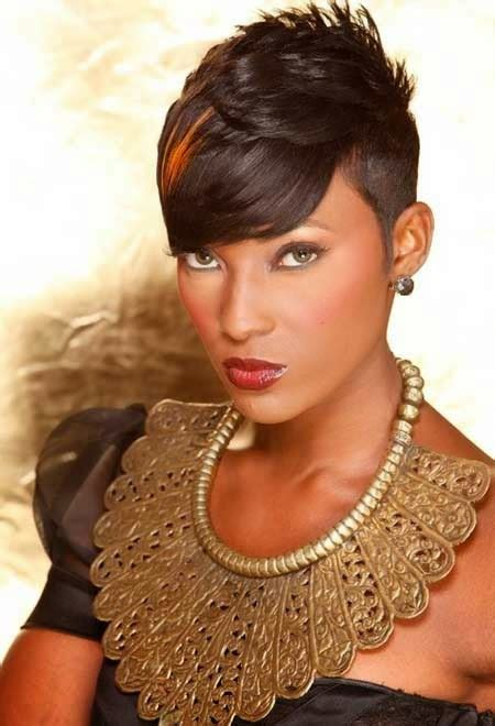 short hairstyles  black women  blackhairstyles