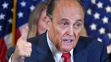 Prosecutors obtained the search warrants as part of an investigation into whether mr. Fact-checking Giuliani and the Trump legal team's wild, fact-free press conference