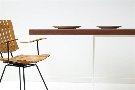 minimalist dining table wake  tree furniture
