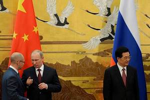 Russia and Eurasia: Russian-China relations: more than ...