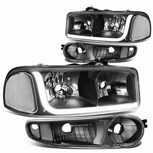 2001 Gmc Yukon Headlights
