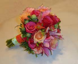 summer wedding flowers indian summer wedding bouquet brides flowers