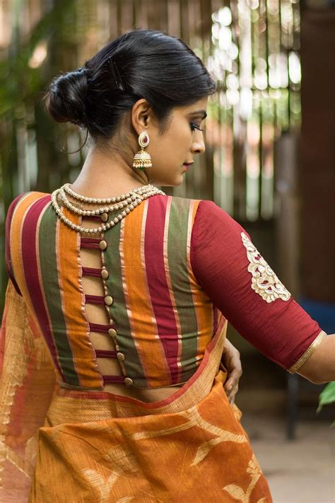 25 best ideas about saree blouse patterns on blouse designs saree blouse and