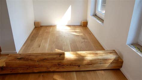 le aus alten balken balkenbett selber bauen bett selber bauen aus alten balken