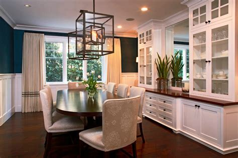 Diy dining room buffet dining room traditional with glass