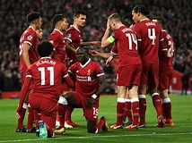 Man City – Liverpool