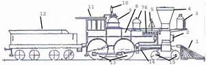 Great Locomotive Chase Civil War Railroad Print