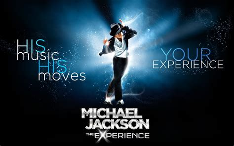 Michael Jackson The Experience Wallpapers