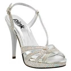 silver shoes for wedding pink paradox selena silver platform sandals wedding shoes bridal accessories