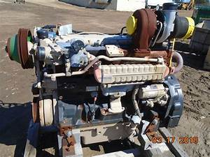 R  F  Engine John Deere 9 0l Engine Complete Mechanics Special Non Running Core