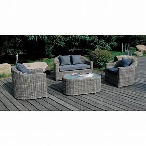 Mobilier Jardin Pas Cher : vente de mobilier de jardin petit salon de jardin pour ~ Melissatoandfro.com Idées de Décoration
