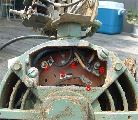 Wiring Query With Century Electric Motor