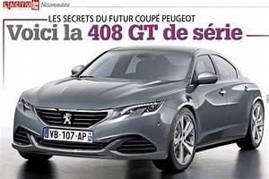 Ce Plus Peugeot : serait ce le visage de la future peugeot 408 gt ~ Medecine-chirurgie-esthetiques.com Avis de Voitures