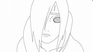 naruto nagato drawing Gallery
